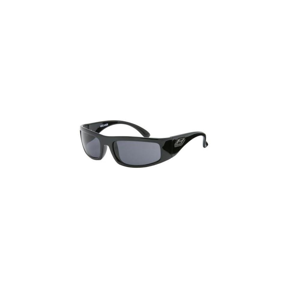 c35af9c24c2 Hoven Greaser Sunglasses Black Gloss Grey on PopScreen