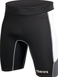 Buy Mares Rash Guard Shorts - Mens for Scuba Diving, Snorkeling and Water Sports by Mares