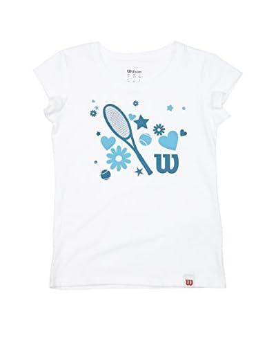 Wilson Camiseta Manga Corta