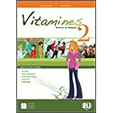 Vitamines version «multi». per la scuola media. con cd audio e cd-rom: 2