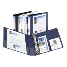 Avery Consumer Products / Design Edge View Binder, 1/2