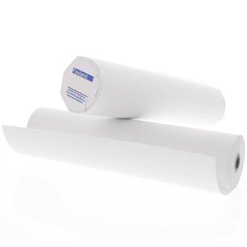 Faxpapierrollen für Panasonic KX-F 3550 BS - Thermopapier Faxrollen für KXF3550BS