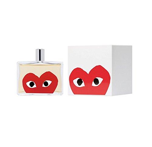 Comme Des Garçons Play Red 100Ml Spray Eau De Toilette