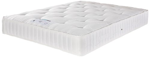 HEALTH BEDS OPTIONS 2000 WITH HYPO-ALLERGENIC FILLINGS 5 ft King Size Mattress