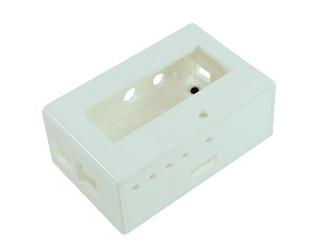 White Piface Control And Display Case