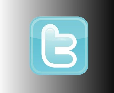 Twitter logo icon sticker vinyl decal 4″ x 4″
