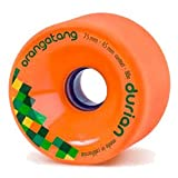 Orangatang Durian 80a 75mm Skate Wheels By LoadedBoards *Set of 4*