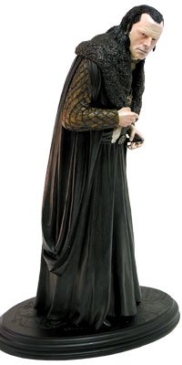 Picture of Sideshow Grima Wormtongue Statue - Lord of the Rings - Polystone - Limited Edition - Numbered - Mint in Box Figure (B000ZEO4XK) (Sideshow Action Figures)