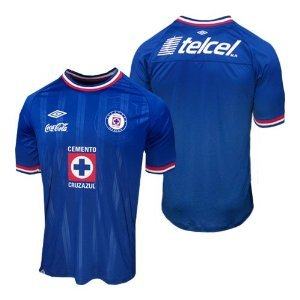 Umbro Cruz Azul Home Jersey 10/11