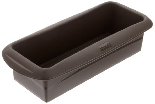 lurch-1-piece-26-cm-flexiform-loaf-pan-silicone-brown