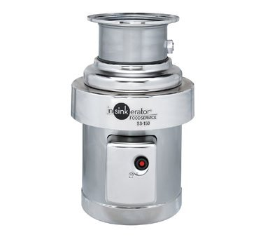 InSinkErator SS-150-6-MS Complete Disposer Package 6-5/8