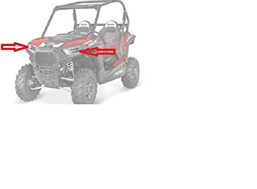 Polaris Rzr 2015 900 S Xc Led Headlight Kit 2880485