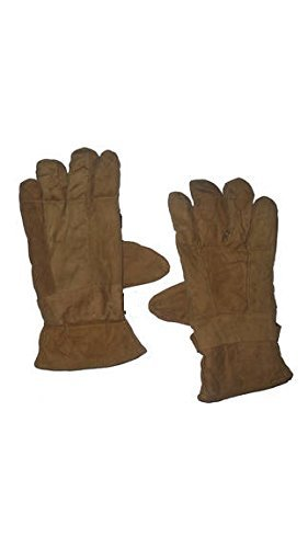 SK WINTER LEATHER GLOVES – EXTRA WARM