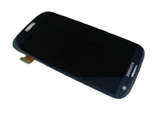 Blue LCD Digitizer Screen Display For Samsung Galaxy S 3 lll i9300 i535 i747 L710 T999