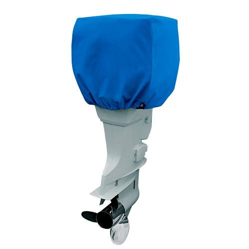 Komo Outboard Up to 40HP Motor Cover, Blue