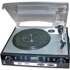 Pyle USB TURNTABLE DIRECT-TO-DIGITALUSB/SD CARD ENCODER (Pro Sound & Entertainment / DJ Components)