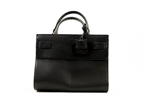 guess-handbag-cate-satchel-black