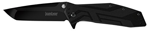 Kershaw 1990 Brawler Speedsafe Folding Knife
