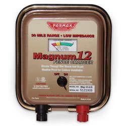 Magnum 12 Fence Charger