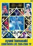 ayumi hamasaki COUNTDOWN LIVE 2005-2006 A [DVD]
