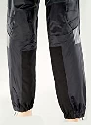 Tourmaster Womens Sentinel Black Rainsuit Pant with Nomex - X-Small