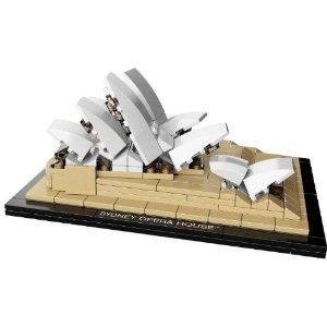 レゴ LEGO アーキテクチャー シドニー・オペラハウス