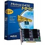 Matrox G450 MMS Grafikkarte (PCI, 128MB DDR2 Speicher, Quad ...