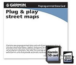 Garmin Maps of the Middle East on SD-Card/microSD