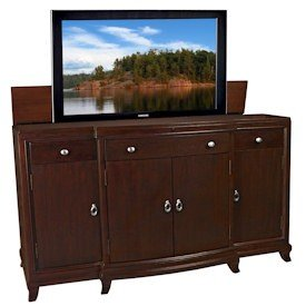 Cheap TV Lift Cabinet Ashford Manor TV Stand (AT006008)