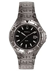 Men's Accutron Val d'isere Stainless Steel