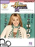 Hannah Montana (Trumpet) - for Trumpet - Instrumental Folio Bk+CD