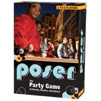 Poser the party game!
