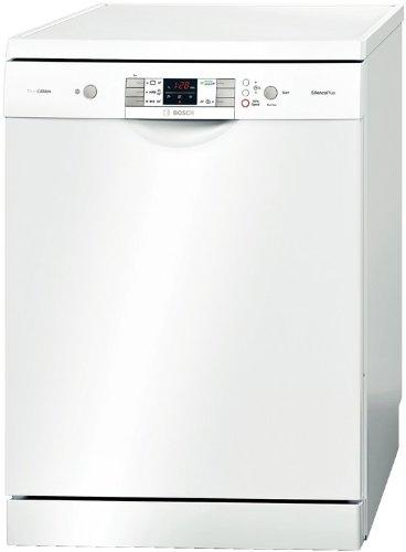 Bosch SMS50L02EX lave-vaisselle - laves-vaisselles (Autonome, A, A+, Blanc, boutons, Auto 45-65 ºC, Économie, Intensif, Rapide)