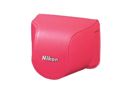 Nikon CB-N2000SK Pink Body Case Set for Nikon 1 J1 with 10mm Black Friday & Cyber Monday 2014