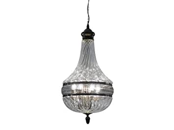 Artisanti Glass Teardrop Chandelier – Medium   @Best Price