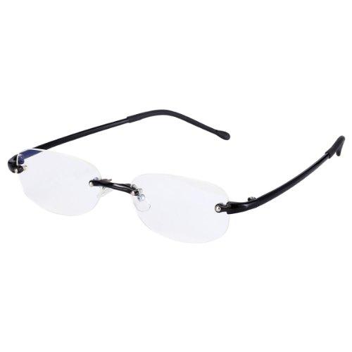 405PC 老眼鏡 PCメガネ PC用メガネ パソコンメガネ パソコン用メガネ 眼鏡 おしゃれ レディース メンズ TPシリーズ +2.0 ブラック