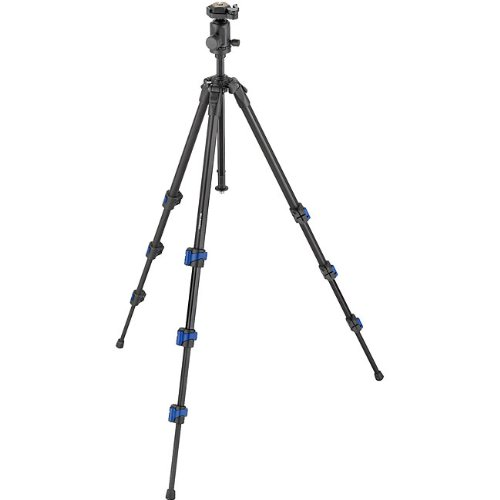 Bell and Howell X60 60-Inch Professional Magnesium Alloy 4-Section Tripod with Ball Head