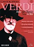 img - for Arias For Bass (Book & CD) (Cantolopera Series) book / textbook / text book