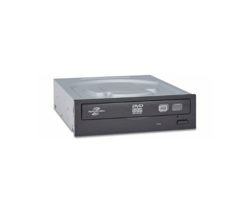 Lite-On LightScribe 24X SATA DVD+/-RW Dual Layer Drive IHAS424-98 - Retail (Black)