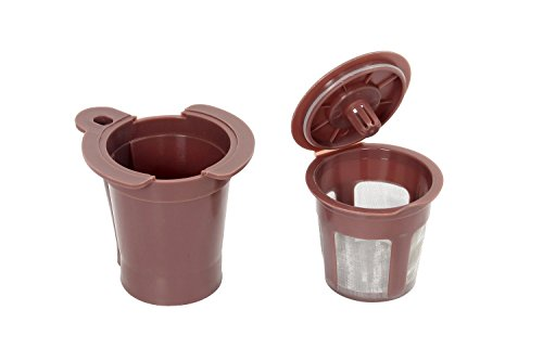 Balas Cup For Keurig VUE Brewers Reusable Coffee Filter Works In All Keurig Machine (Keurig 20 Reusable Filter compare prices)