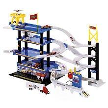 Toy garages: Fast Lane Parking Garage - Toys R Us Exclusive