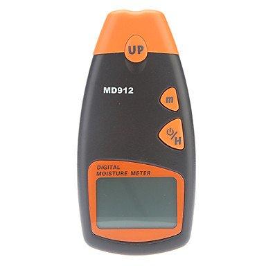 YF MD912 Digital LCD Moisture Meter Wood Hygrometer Tester (2%~60%, 0.5%, 1*9V)
