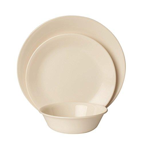 Corelle®impressionsTM Sandstone 18-pc Dinnerware Set (Corelle 18pc compare prices)