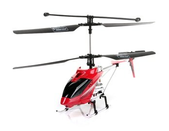 FY806 Top Grade 3.5-Channel Infrared Remote Control Helicopter (Red)