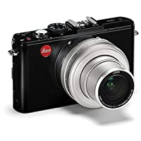 Leica D-Lux 6 12.7 Digital Camera with 3-Inch TFT LCD (Glossy Black/Silver) by Leica