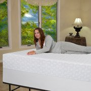 "Queen Spa Sensations Nurest 10"" Mattress"
