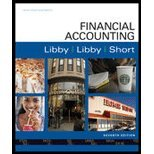 Financial Accounting by Libby,Robert; Libby,Patricia; Short,Daniel. [2010,7th Edition.] Hardcover