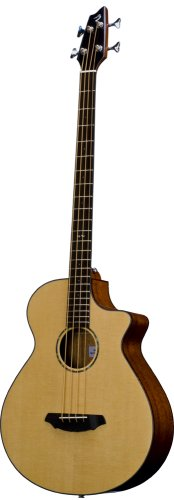 Breedlove Atlas Studio BJ350/SM4  Acoustic Electric Bass