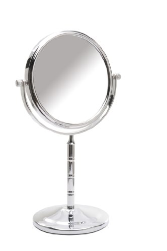 Chrome Vanity Mirror