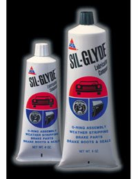 SILGLYDE LUBE COMPOUND-- 8 OZ.